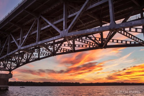 Bridging a Sunset