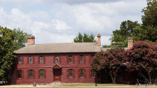 Randolph House Colonial Williamsburg