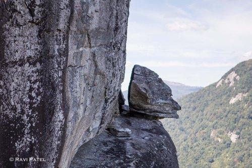 Devil's Head Rock Formation