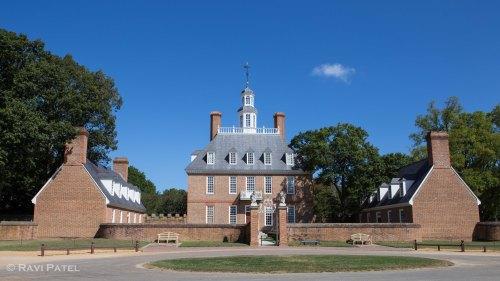 Governor's Palace Colonial Willamsburg