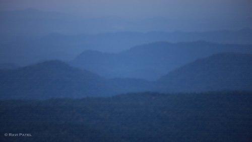 Mystic Mountain Ridges