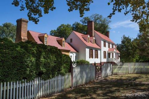 Historic Home Colonial Willamsburg