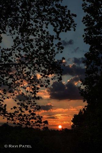 Sunrise in Hickory