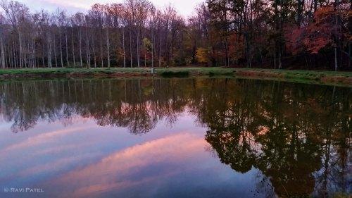Serenity at Sunset