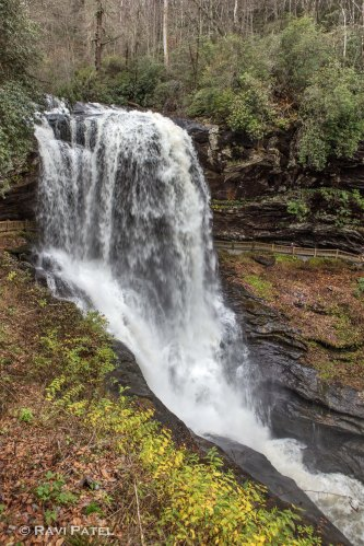 Dry Falls North Carolina