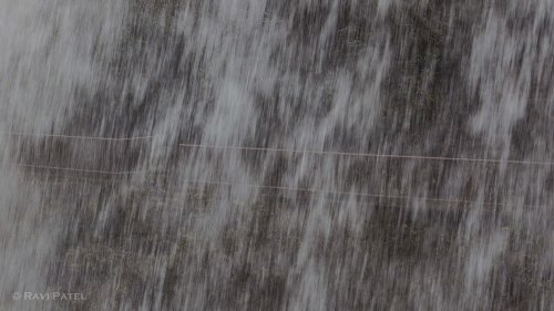 Through a Veil of Water
