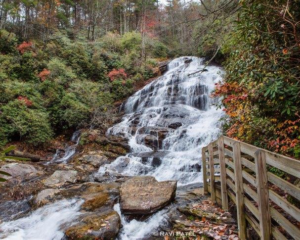 Viewing Glen Falls