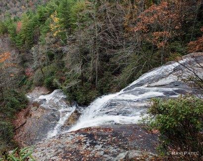 Waterflow in Fall