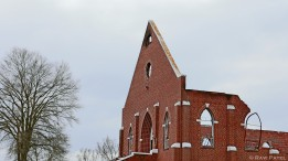 A Church Unspared