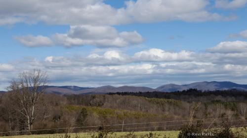 A Postcard Landscape