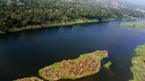 Kerala Cochi Landing