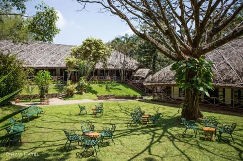 Gardens of Spice Village Hotel Thekkady