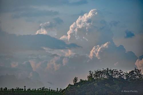 Kerala Cloud Formations