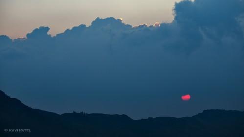 A Fractured Sun