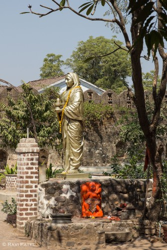 A Memorial for Ahilaybai Holkar