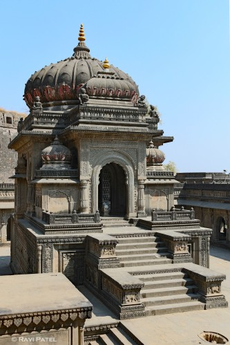 Minor Temple at Maheshwar