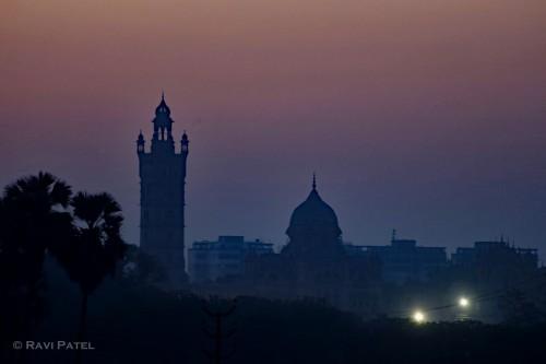 Dawn at the Palace