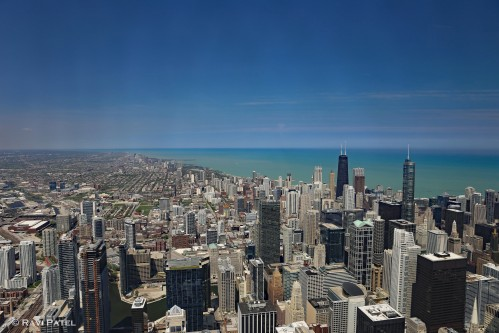 A Top View of Chicago