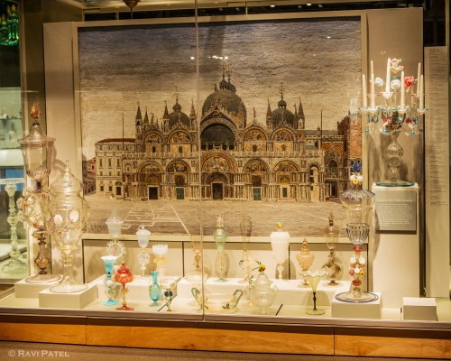 Saint Marks Basilica in Glass