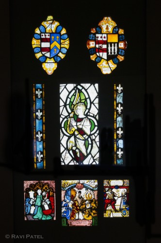 Stained Glass at Corning