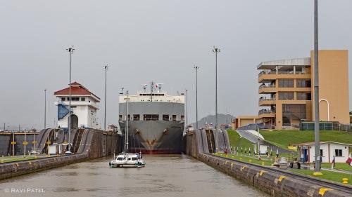 A Catamaran Leads