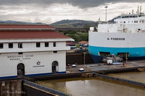 Poseidon Crossing