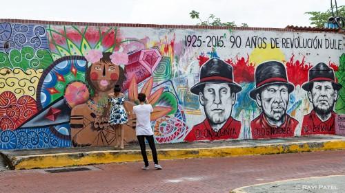Street Art Photo Spot
