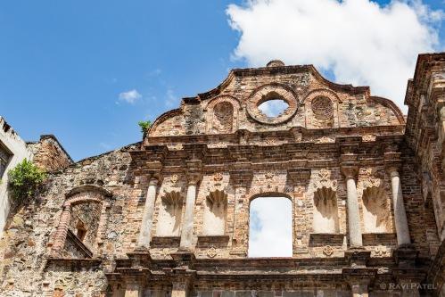 Casco Viejo Ruins