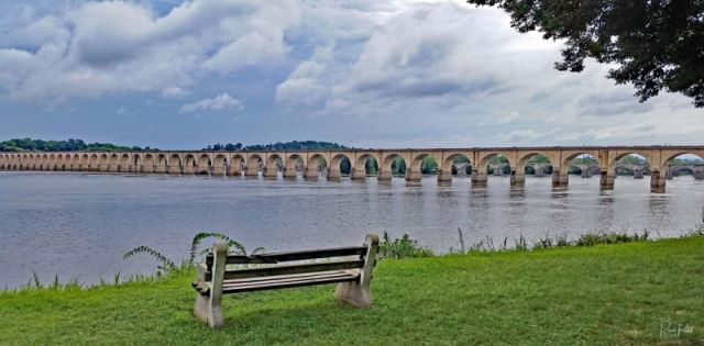 Bridges over Susquehanna River
